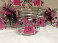 Thirty One Consultant Candy Jar. $10.00, via Etsy.