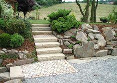 Treppe im Garten - Krawall Foren