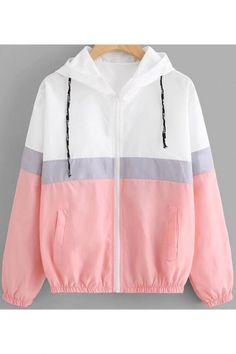 MV Autumn Girls Children Trend Leisure Ladies Drawstring Speaker Cute Windbreaker