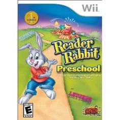 Reader Rabbit Preschool for Wii