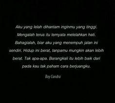 its hurt