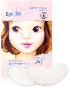 Etude House Collagen Eye Patch, Anti-wrinkle Sheets Korean cosmetic skin care #ETUDEHOUSE