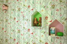 Valoisasti kotona: DIY Ferm Living Studio -tyylinen hylly