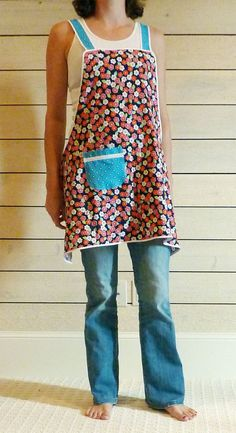 Lilly Jean Creations Blog: Criss/Cross Apron #2