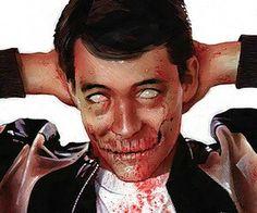 Zombie Ferris Bueller
