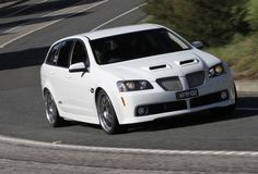 Pontiac G8 Wagon... what could've been