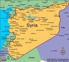 Ρεπορτάζ για τη Συρία μέσα από τα δελτία ειδήσεων της ημέρας