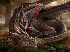wallpaper dragon jackals waiting - photo #4