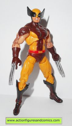 Hasbro toys action figures for sale to buy MARVEL UNIVERSE 2012 WOLVERINE…