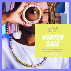 Stock up on our summer 2018/19 bestsellers - the Luyolo bracelet and Thembela necklace.  Get a further 5-10% off if you purchase a set of 3 or a set of 5 or more! Use codes 3FORLESS or 5ORMORE at checkout.  Even better...these ladies look great when grouped together! Fabric Jewelry, Wildfox, Looking For Women, Best Sellers, Round Sunglasses, Looks Great, Bracelet, Lady, Summer