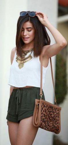 <3 I Would Love to Wear this to Work <3 45 Charming Spring Work Outfits To Wear To Office