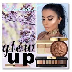 """Glow Up"" by elza76 ❤ liked on Polyvore featuring beauty, Stila, Physicians Formula and Yves Saint Laurent"