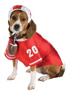 Football Star Pet Costume, Medium - http://www.thepuppy.org/football-star-pet-costume-medium/