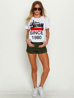 Image for Stussy Since 1980 T-Shirt from City Beach Australia