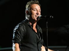 Attend a Bruce Springsteen concert