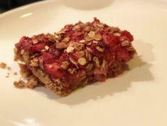 Glutén,-laktóz,-cukormentes zabpelyhes epres süti, Eve konyhájából Recept képpel - Mindmegette.hu - Receptek Evo, Meatloaf, Cukor, Fitness