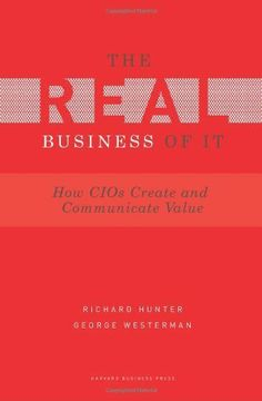 Real Business of IT: How CIOs Create and Communicate Value by Richard Hunter, http://www.amazon.com/dp/B0046ECGGW/ref=cm_sw_r_pi_dp_f6qssb1PBSD5M