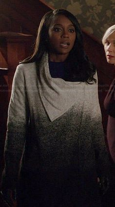 5d5270fb0b Michaela s ombre coat on How to Get Away with Murder