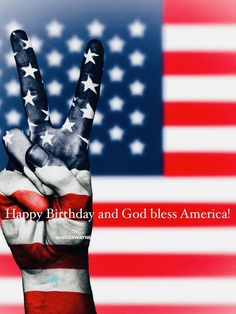 God Bless America, Fourth Of July, Blessed, Happy Birthday, Movie Posters, America Independence Day, United States, Cottage, The Unit