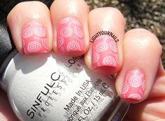 Lollipops nails