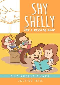 Shy Shelly And A Missing Book