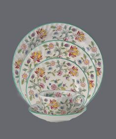 Royal Doulton Dinnerware | Haddon Hall Minton Royal Doulton China: 5 Piece Place Setting Do not ...