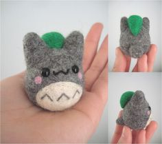 Link Totoro by xxNostalgic