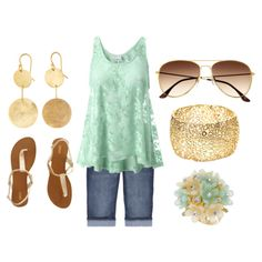 Teal and Gold by disneyworldbound