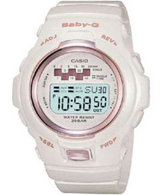 @Overstock.com - This timepiece is crafted of resin with a stainless steel caseback  Women's sport watch features a LCD dialBaby-G Puppy Garden watch is shock resistanthttp://www.overstock.com/Jewelry-Watches/Casio-Baby-G-Puppy-Garden-White-Womens-Watch/2689259/product.html?CID=214117 PHP              4454.00