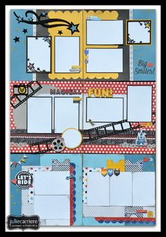 The Scrap Zone: Magical Scrapbooking Workshop