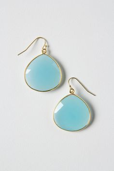 [Polished Planes Earrings by Anthropologie]