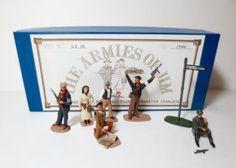 The Armies Of Jim Set #CV101 FR. Resistant's-