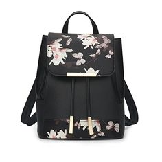 Cheap leather school bag, Buy Quality backpack fashion directly from China fashion backpack Suppliers: New Flower Women Drawstring Backpack Fashion School Lady Casual Print Backpack High Quality PU Leather School Bag Retro Backpack, Backpack Travel Bag, Backpack Purse, Fashion Backpack, Drawstring Backpack, Travel Bags, Ladies Backpack, Backpack 2017, Leather School Bag