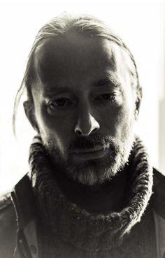 Thom Yorke . Radiohead