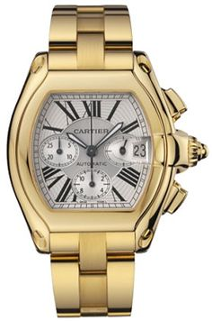 i DIE. rachel zoe's cartier watch. I have this in silver but would love one in goooollddddd!
