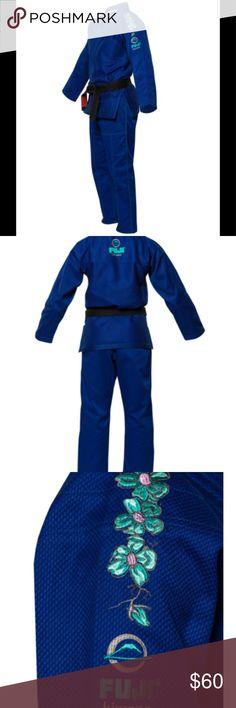 Selling this Fuji Jiu-Jitsu Blossom gi on Poshmark! My username is: cristinita34. #shopmycloset #poshmark #fashion #shopping #style #forsale #FUJI Sports #Other