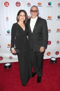 Can't wait so see what it becomes! - Gloria and Emilio Estefan may be hitting the Great White Way!
