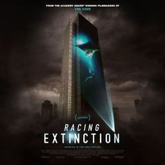 We are Racing Extinction Now! Watch the movie and take action. I BELIEVE IN YOU! If only even one of you becomes part of the movement, we will be stronger together! Please spread the knowledge and strive to be a loving entity in this one world we all share.
