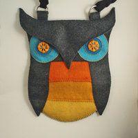 Owl Bag by Iamcraftish