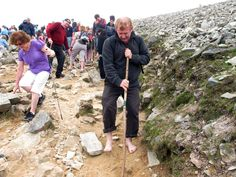 In Ireland, St. Patrick s mountain attracts pilgrims, hikers and tourists alike