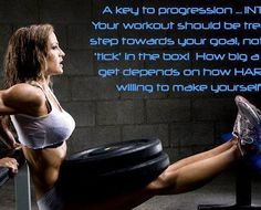 Key to progression.. #success