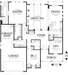 Needs Modifications The Mt Ashland 5v468e6 Floor Plan