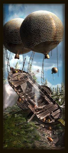 Airship :-)
