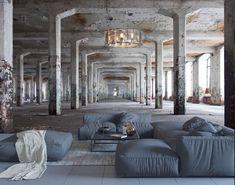 Kollektion industrial ...look@ www.raumkleid.at