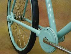 1868'den 1992'ye Bisiklet Tarihi, Dev Bir Kolleksiyon... shaft drive, not bad!