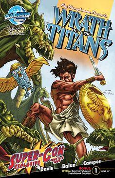 wrath of the titans revenge of medusa issue 2 wrath of the titans