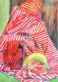 f533e70d090c Still Life With Stripes by Sandy McIntire