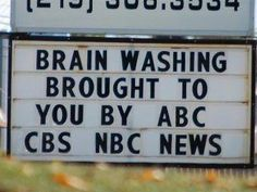 NO longer have the truth on our nightly news. It is a Leftist political machine. ... And CNN and MSNBC...