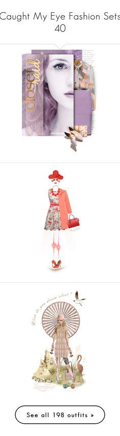 """Caught My Eye Fashion Sets 40"" by lovetodrinktea ❤ liked on Polyvore featuring Emilio Pucci, Givenchy, BCBGMAXAZRIA, Poesia, orangecrush, orangetastic, adventurousprincesses, closetraid, trustkishastyle and Proenza Schouler"