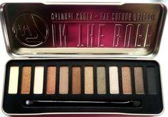 W7- In the buff (i s inspirací líčení)  #W7 #inthebuff #cosmetics #makeup #beauty #beautyblog #blogger
